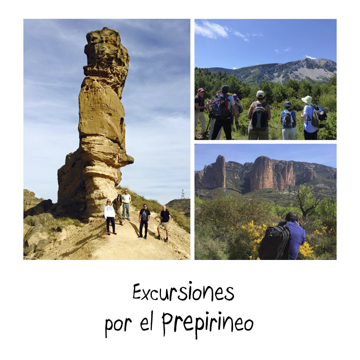 Excursiones por el Prepirineo