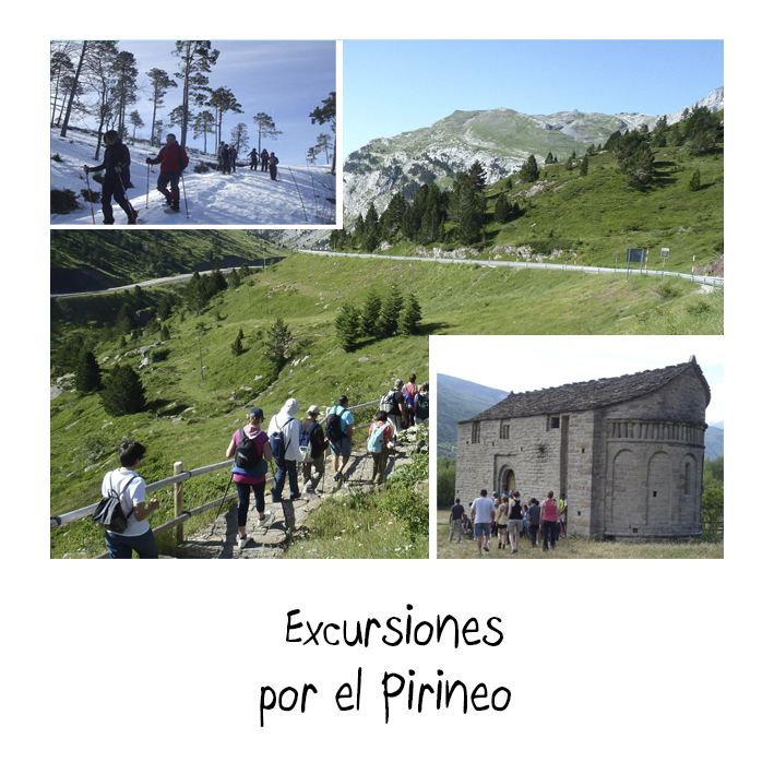 Excursiones por el Pirineo